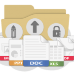 1.Upload files